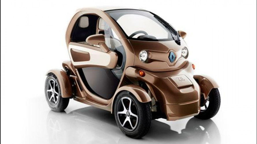 Renault Twizy by deArchitettura.com