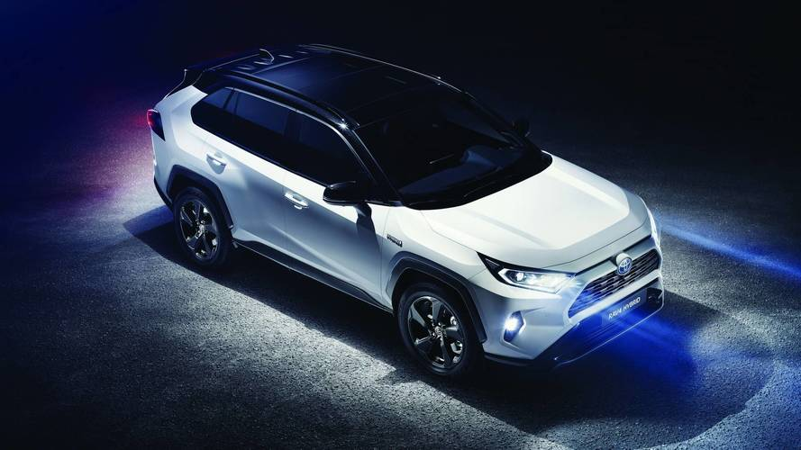 Toyota Puts The Spotlight On The 2019 RAV4 With Promo Videos