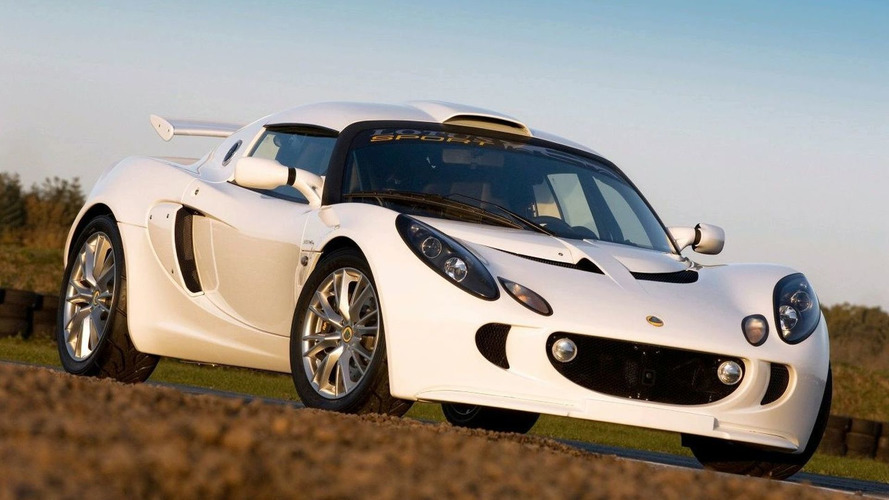 2008 Lotus Sport Exige Cup 260 unveiled