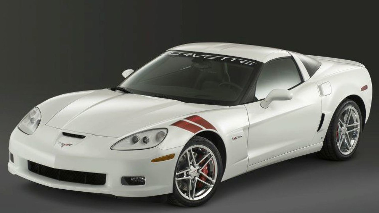 Corvette ZO6 Ron Fellows Edition