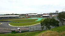 Warm but wet as F1 gathers at Interlagos