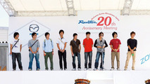 Mazda Roadster 20th Anniversary Commemorative Event Held in Japan