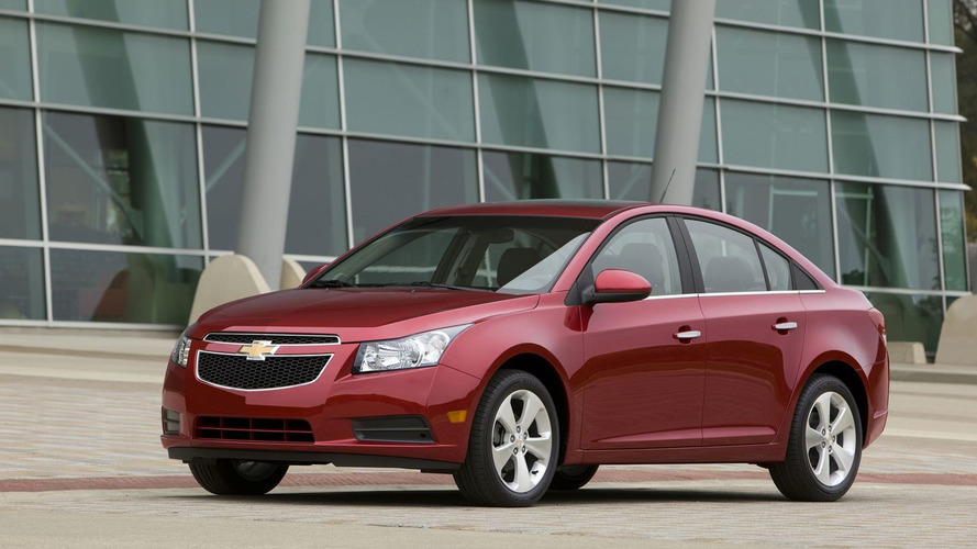 Chevrolet Cruze diesel confirmed for Chicago Auto Show