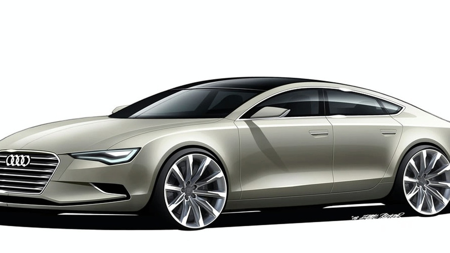Audi A7 Sportback to be unveiled in Paris, RS7 to get 580 bhp