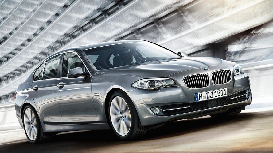 BMW 5 Series orders exceed expectations