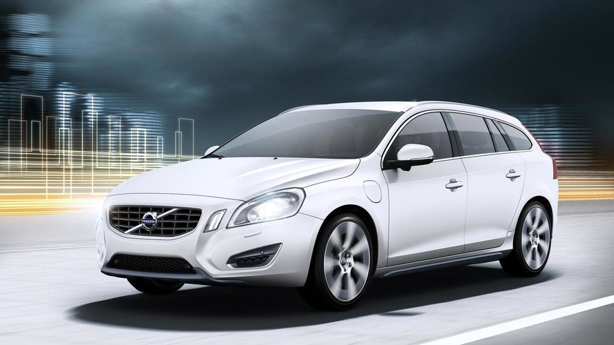 Volvo increases V60 Plug-In Hybrid production [video]