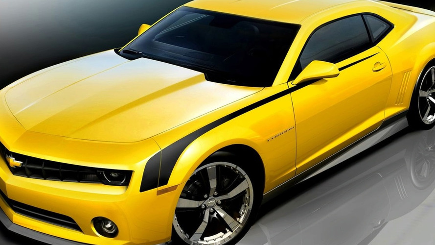 Chevy Camaro Gets Full Line of Performance Parts and Accessories