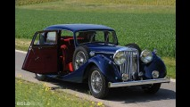 Jaguar Mark IV Saloon