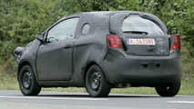 New Ford Ka Spy Photos