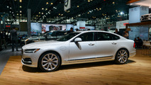 2018 Volvo S90 - New York 2017