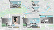 Mercedes Self-Driving Taxis