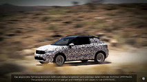 VW T-Roc Camo Video