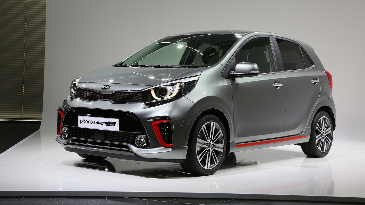 2017 kia picanto arrives in geneva with best in class trunk. Black Bedroom Furniture Sets. Home Design Ideas