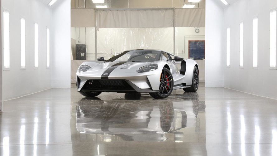 Lightweight Ford GT Competition Series package revealed