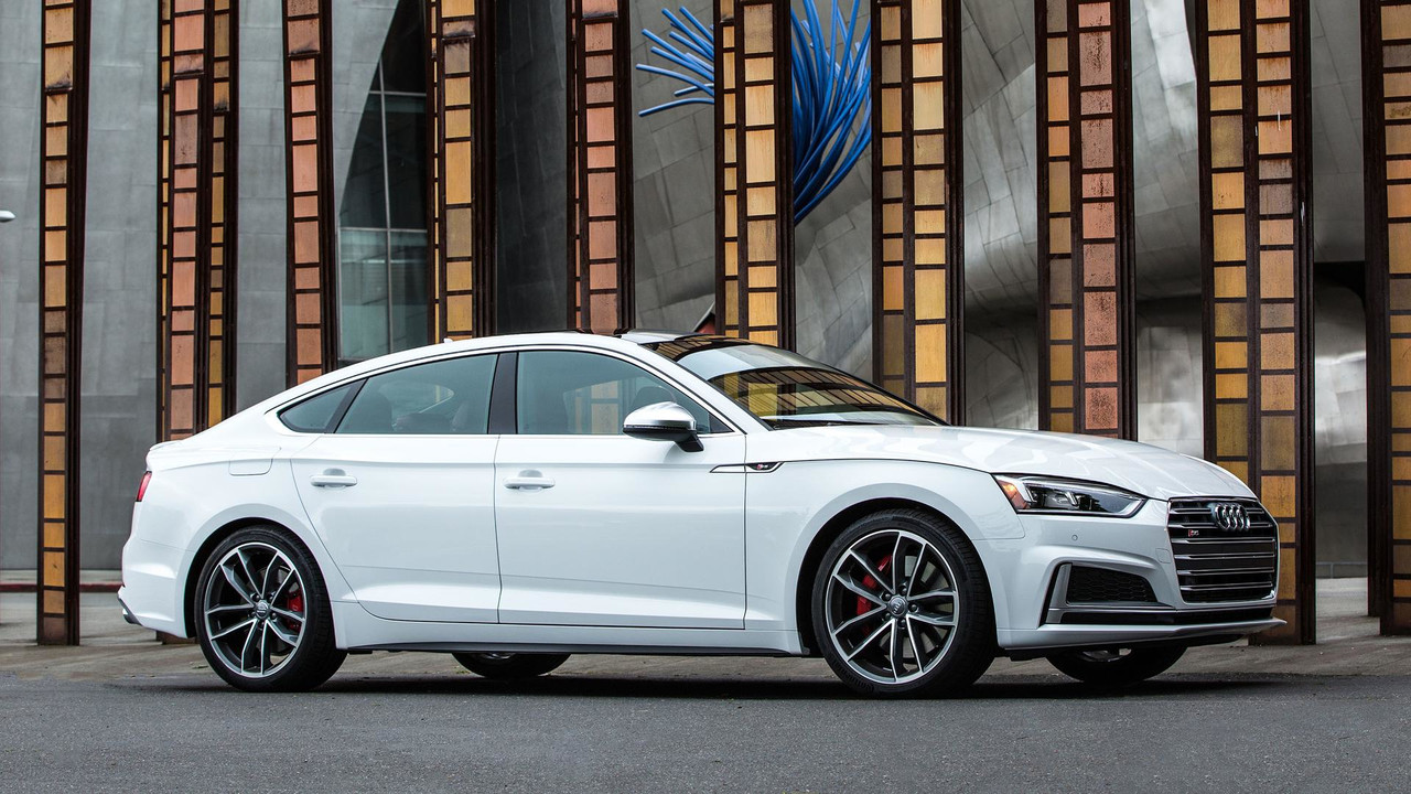 2018 audi a5 and s5 sportback first drive hatchbacks are sexy again. Black Bedroom Furniture Sets. Home Design Ideas