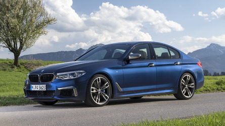 2018 BMW M550i First Drive: Five For Fighting