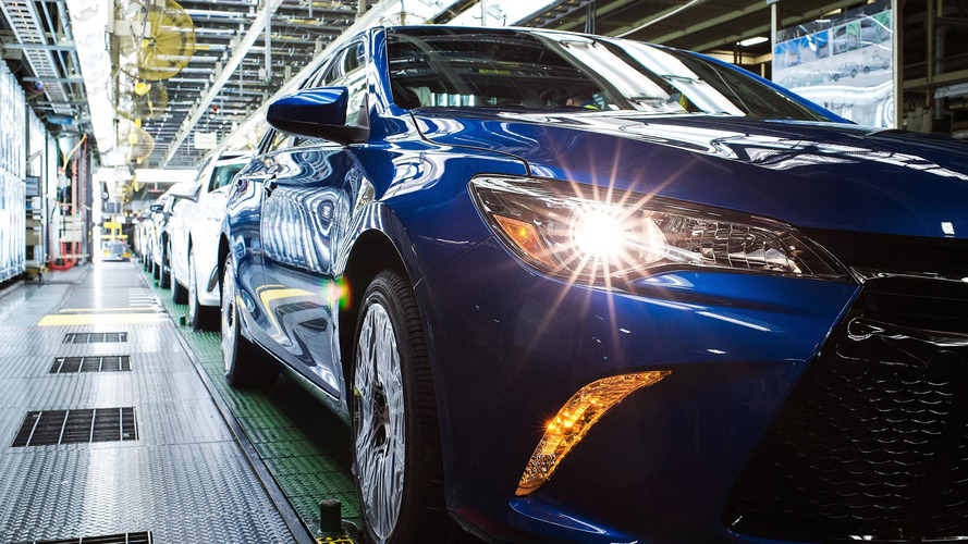 Toyota Making Big $1.3B Investment In Kentucky Plant