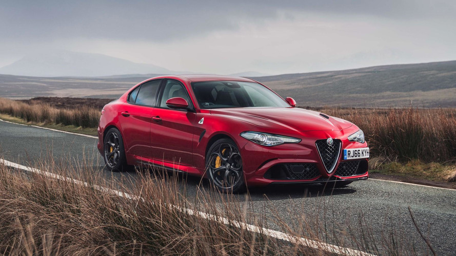 Alfa Romeo Giulia Quadrifoglio Offered With Crazy $1,511/Mo Lease