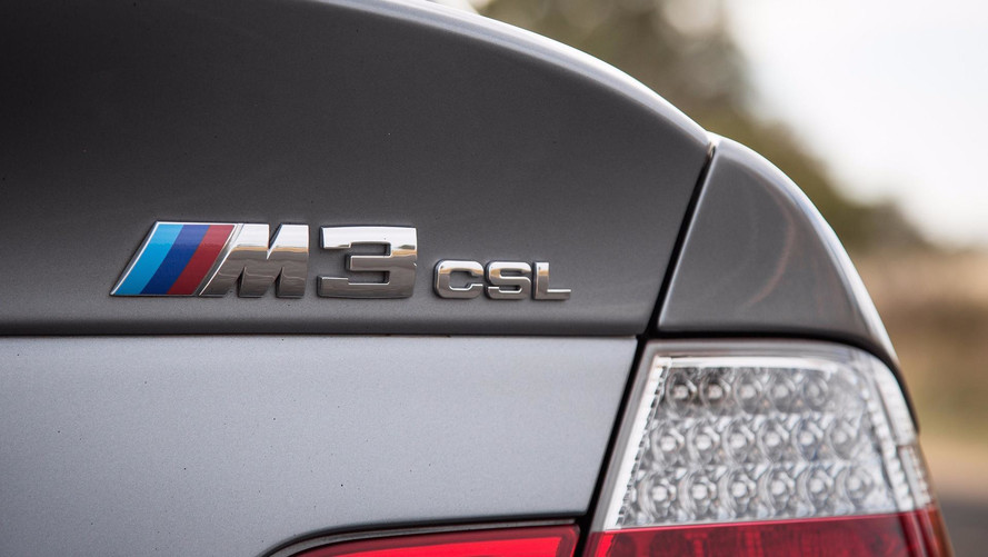 BMW CSL Returns, Will Replace GTS On