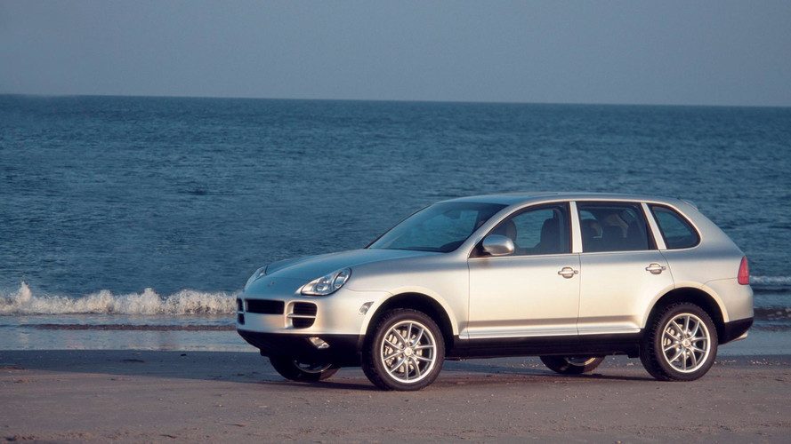 Porsche Recalling Almost All 2003-2006 Cayenne SUVs For Fuel Leak