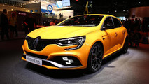 2018 Renault Megane RS official images