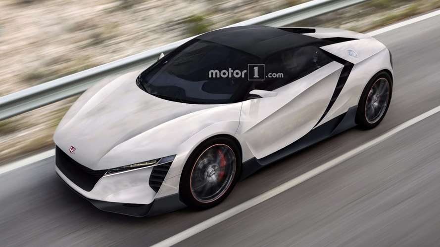 Honda S2000 revival to get twin-charged 2.0-liter with 320 hp