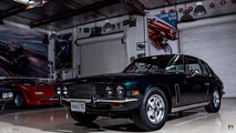 Jay Leno drives Jensen Interceptor