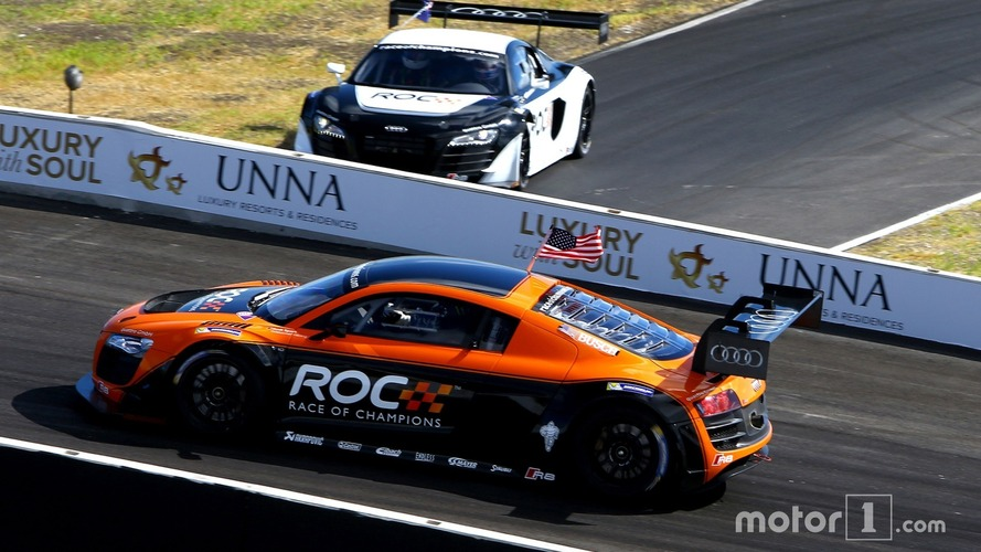 Race of Champions to be held in U.S. for the first time