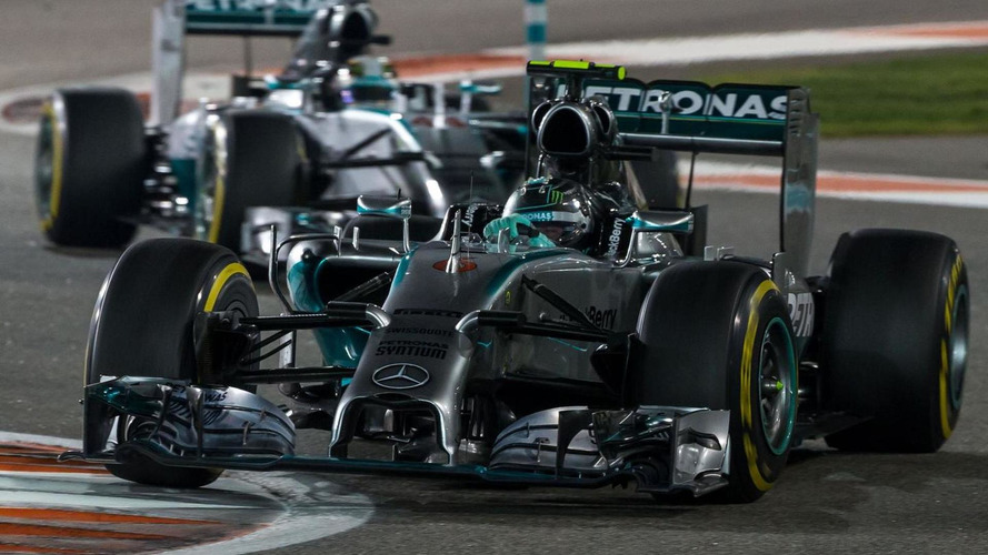 Prost advice helped prevent Mercedes 'war' - Wolff