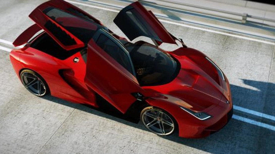 Florida-based Exotic Rides to launch the W70 supercar in 2015