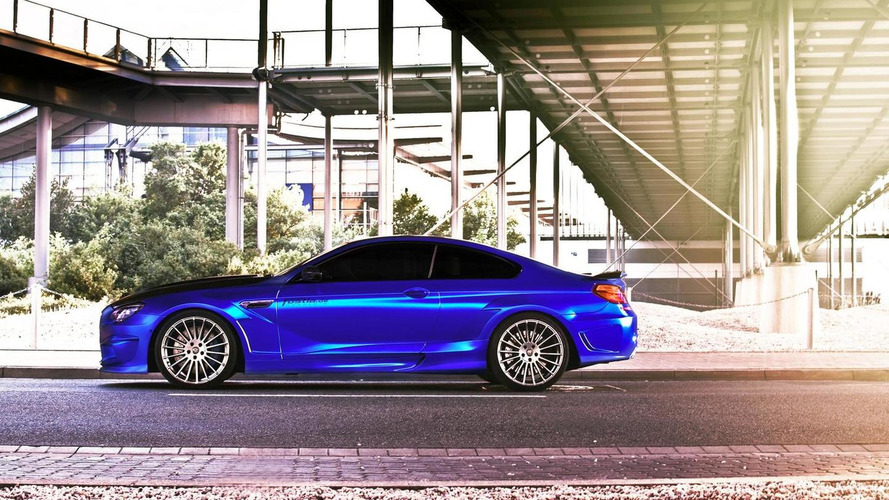 Hamann and Fostla team up to create 650 PS BMW M6 Coupe