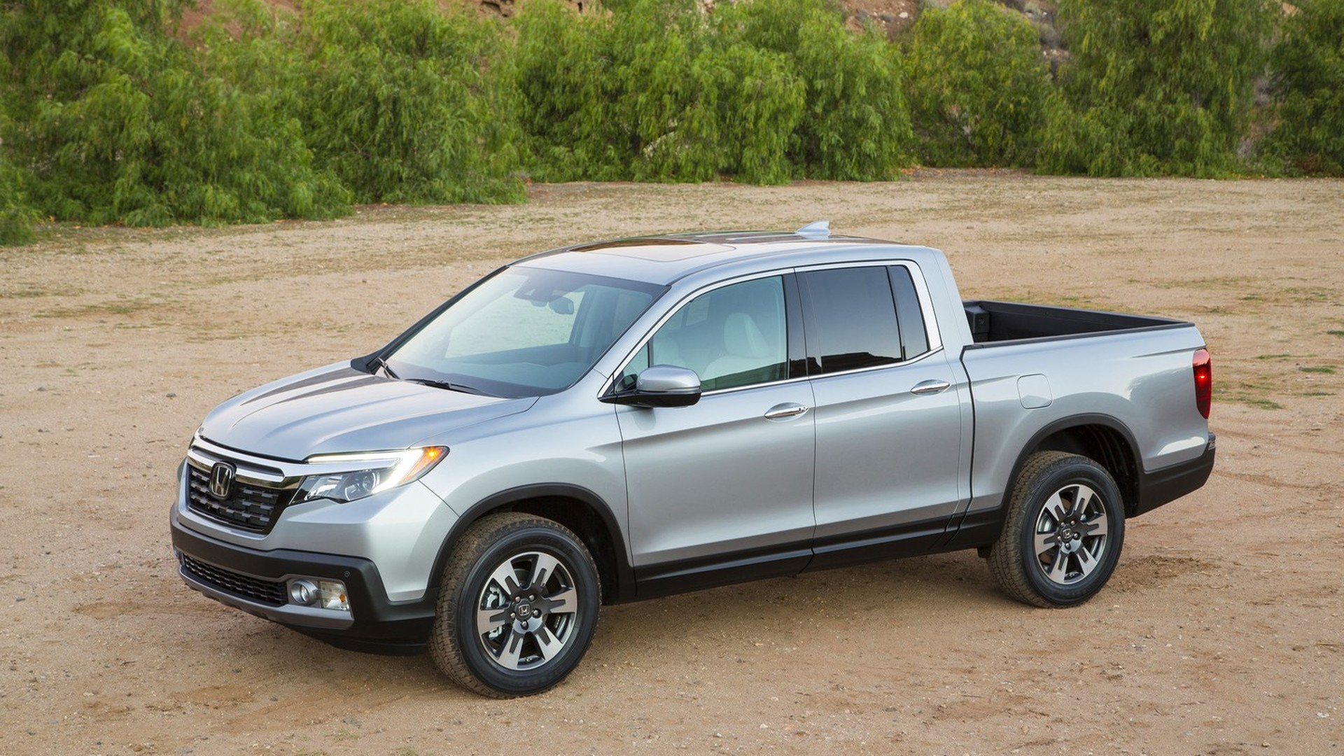 2017 honda ridgeline fuel economy tops all gas midsize pickups. Black Bedroom Furniture Sets. Home Design Ideas
