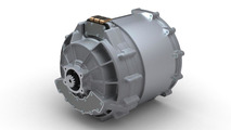 Zytek electric motor - 18.8.2011