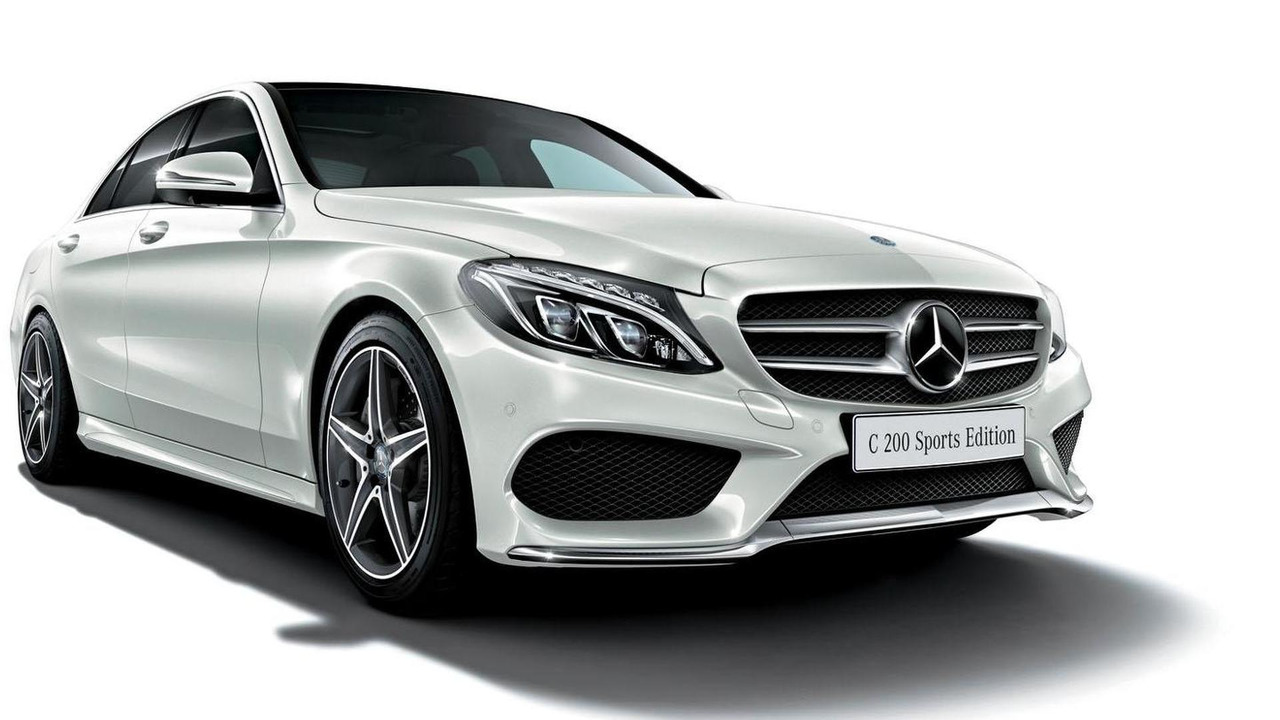 Mercedes C 200 Sports Edition