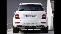 Fotos: Mercedes-Benz mostra ML 63 AMG 2011