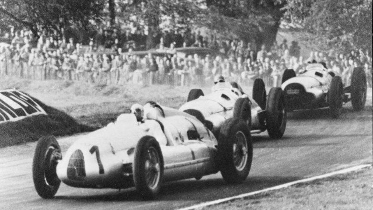 1939 Auto Union Type D Race Car