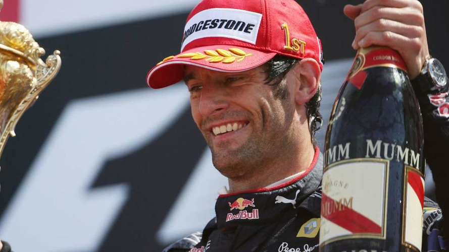 Webber not committed to F1 beyond 2011