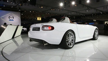 Mazda MX-5 Superlight Concept live at 2009 Frankfurt Motor Show