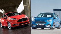2018 Ford Fiesta ST vs. selefi