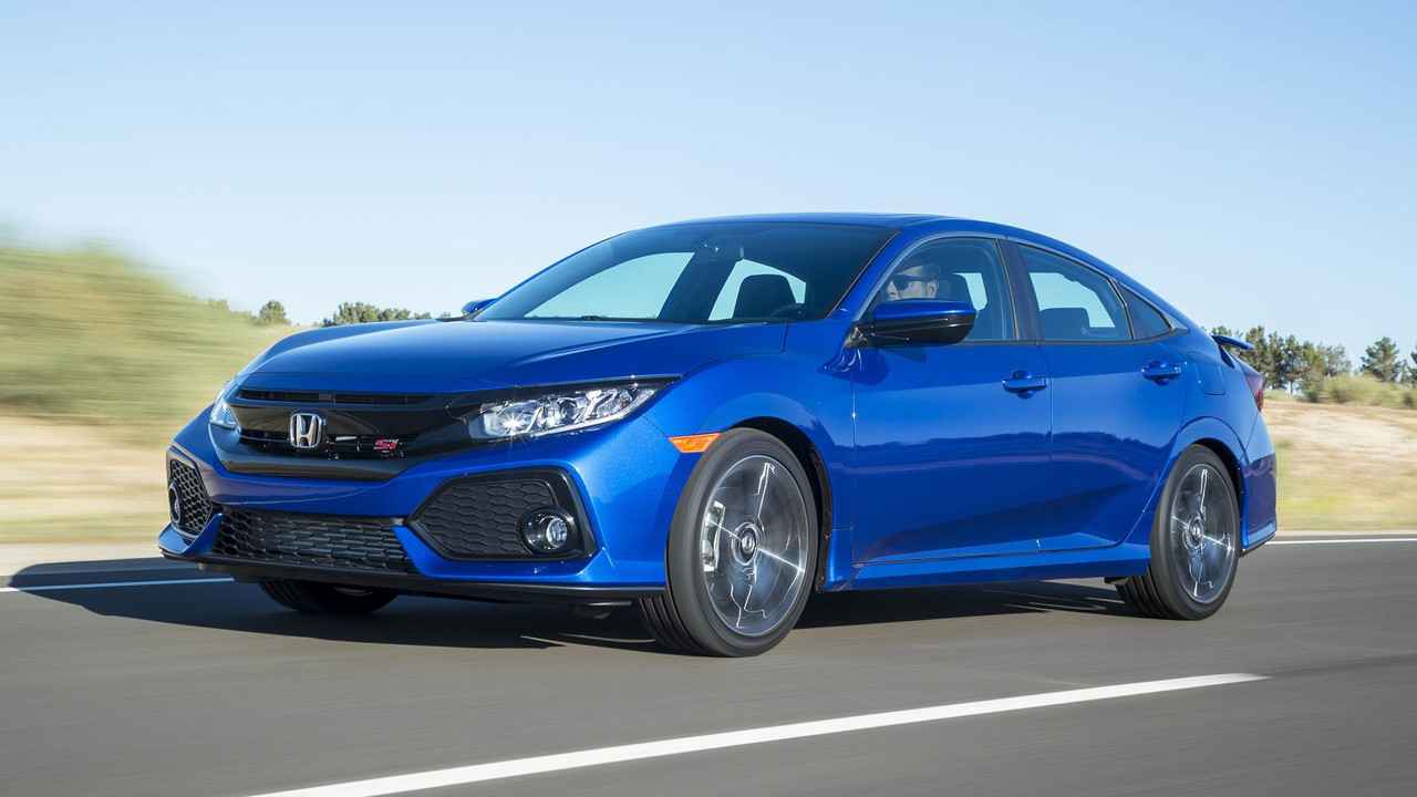 Honda Civic Si Difference New Honda Release 2017 2018
