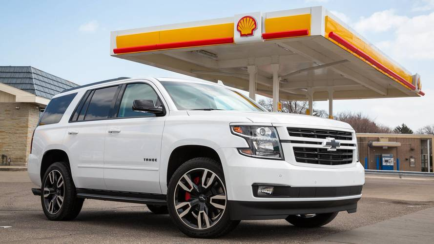Chevy Will Allow You To Pay For Shell Gas From Inside Your Car