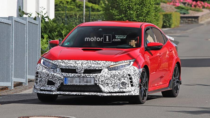 Honda Civic Type R Facelift spied – but what's it hiding?
