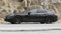 Next generation Porsche Panamera S E-Hybrid spied with minimal camouflage