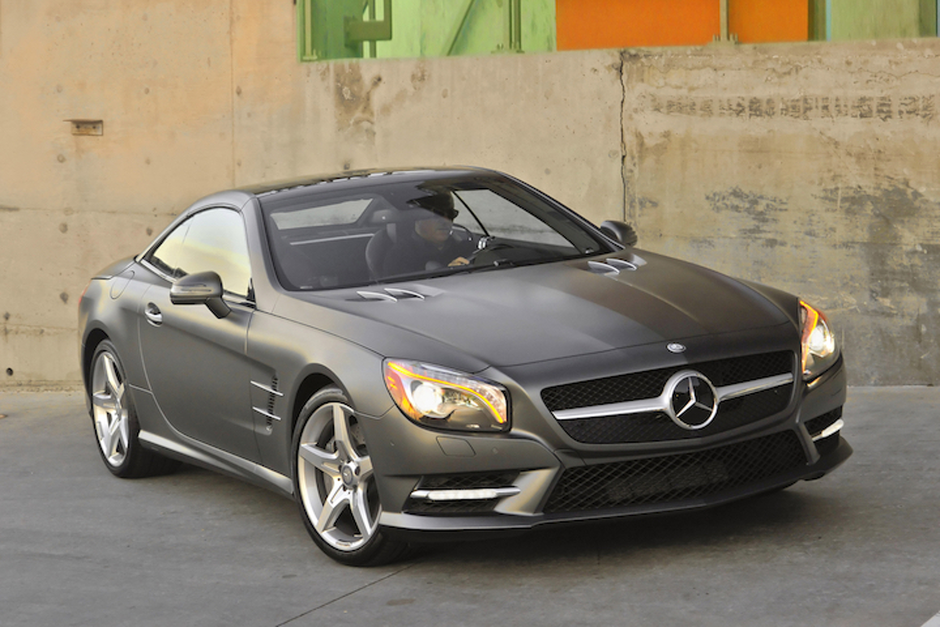 2015 mercedes benz sl400 is underrated but not a serious threat review