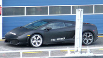 New Lamborghini LP550 spy shots