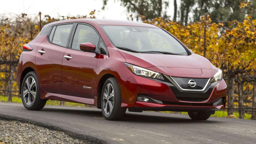 Der brandneue Nissan Leaf im Test