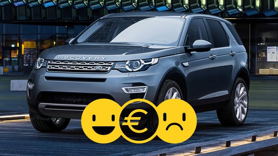 Promozione Land Rover Discovery Sport, perché conviene e perché no