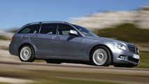 New Mercedes C-Class Estate