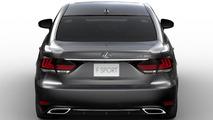 2013 Lexus LS 460 F Sport leaked image