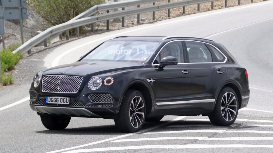 Bentley Bentayga plug-in hybrid confirmed for Geneva motor show